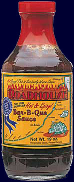 Roadhouse Barbeque Sauces